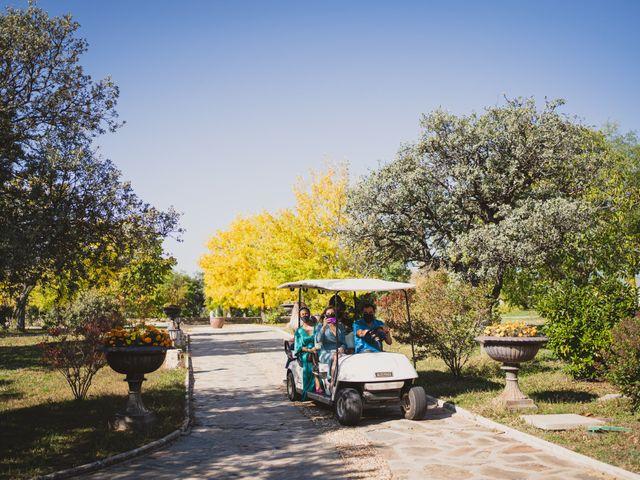 La boda de Alberto y Rosa en Mangiron, Madrid 79