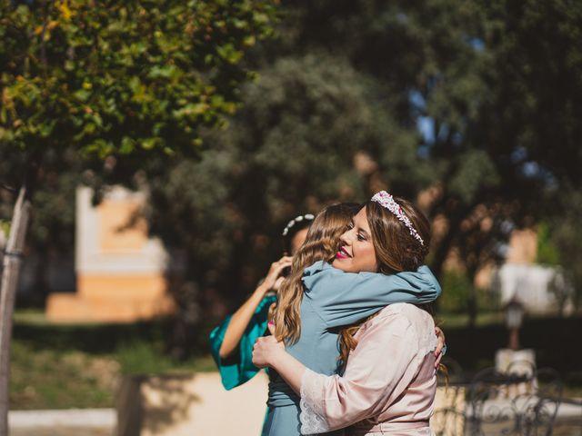 La boda de Alberto y Rosa en Mangiron, Madrid 81