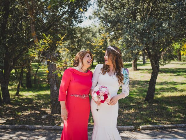 La boda de Alberto y Rosa en Mangiron, Madrid 99