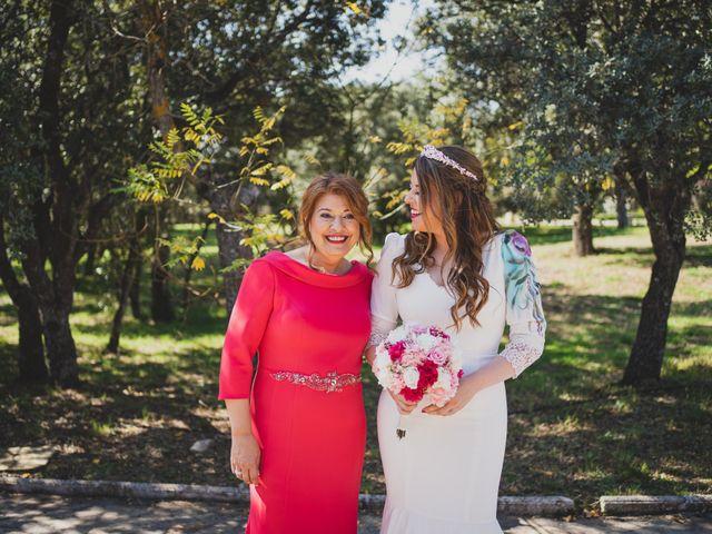 La boda de Alberto y Rosa en Mangiron, Madrid 100