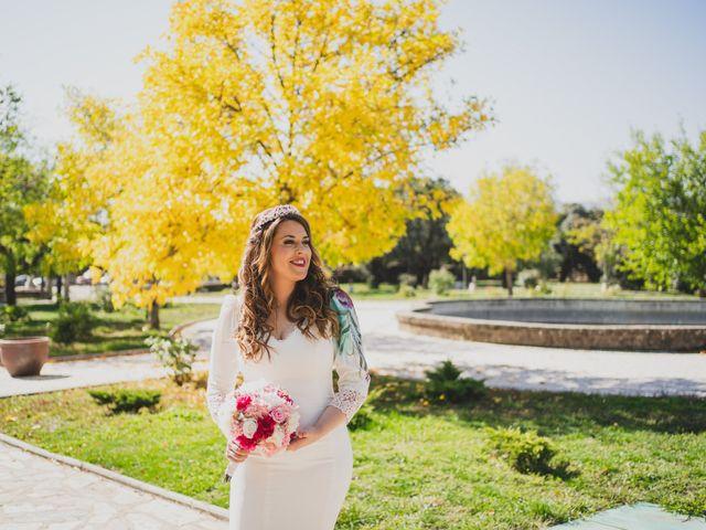 La boda de Alberto y Rosa en Mangiron, Madrid 105