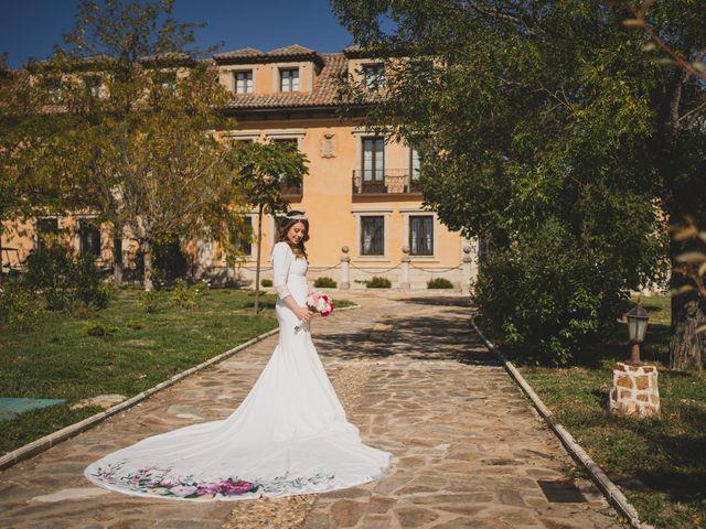La boda de Alberto y Rosa en Mangiron, Madrid 107