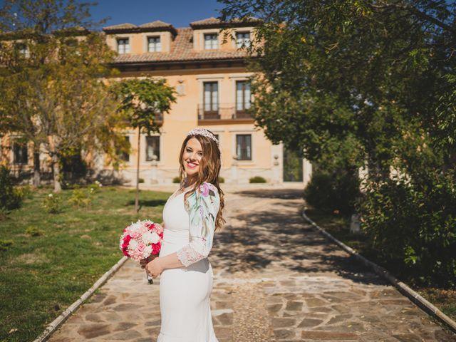 La boda de Alberto y Rosa en Mangiron, Madrid 110
