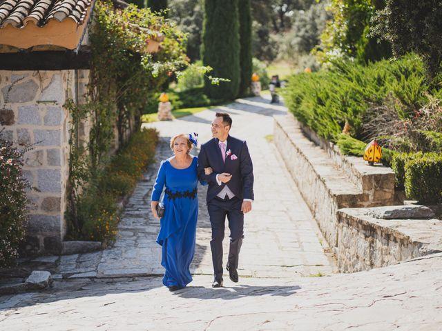 La boda de Alberto y Rosa en Mangiron, Madrid 112