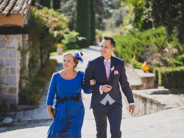 La boda de Alberto y Rosa en Mangiron, Madrid 113