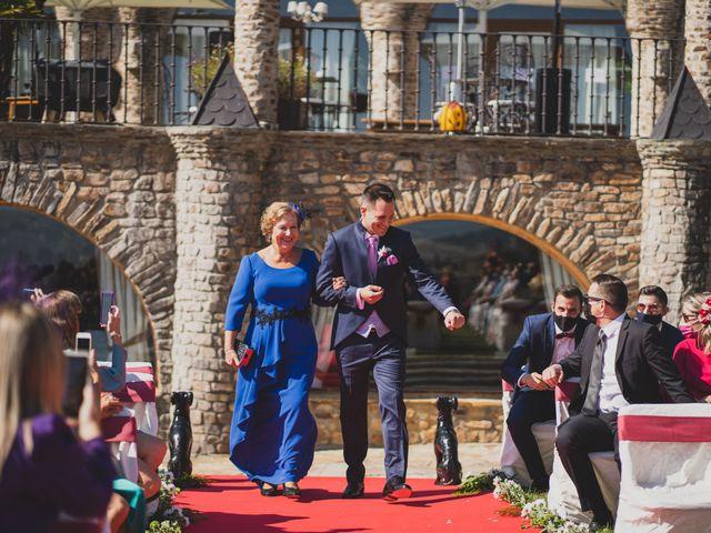 La boda de Alberto y Rosa en Mangiron, Madrid 115
