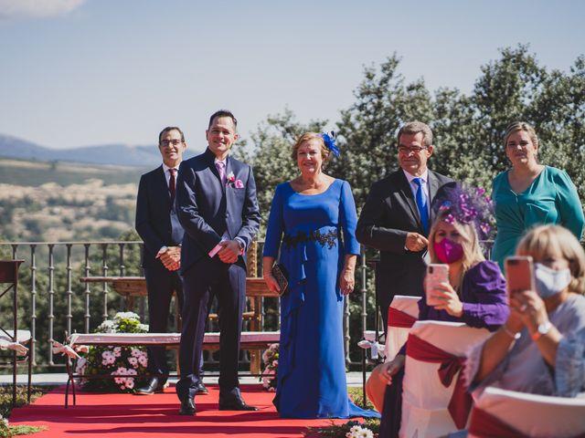 La boda de Alberto y Rosa en Mangiron, Madrid 119