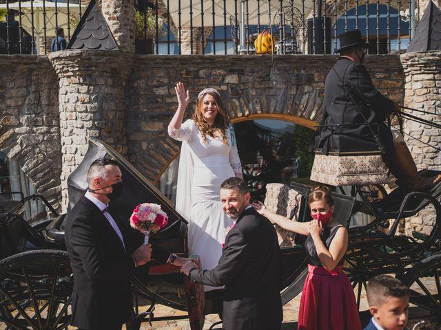 La boda de Alberto y Rosa en Mangiron, Madrid 120