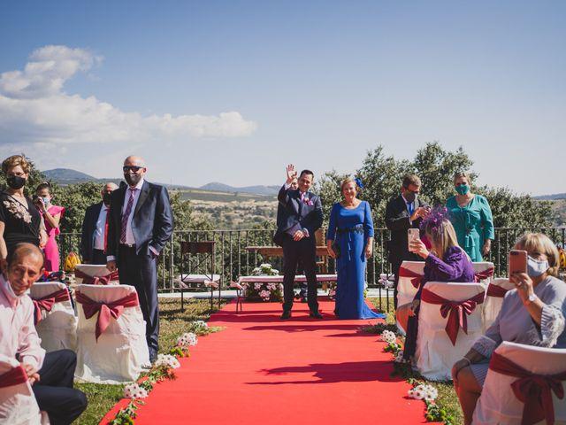 La boda de Alberto y Rosa en Mangiron, Madrid 121