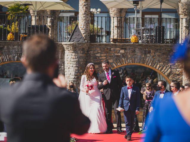 La boda de Alberto y Rosa en Mangiron, Madrid 122
