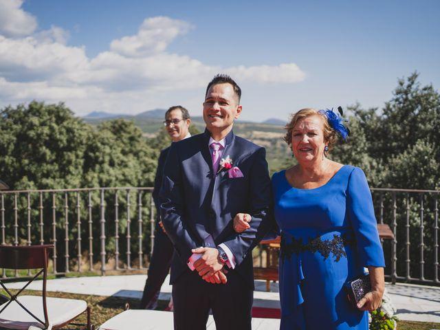 La boda de Alberto y Rosa en Mangiron, Madrid 123