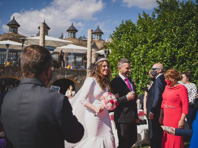 La boda de Alberto y Rosa en Mangiron, Madrid 124