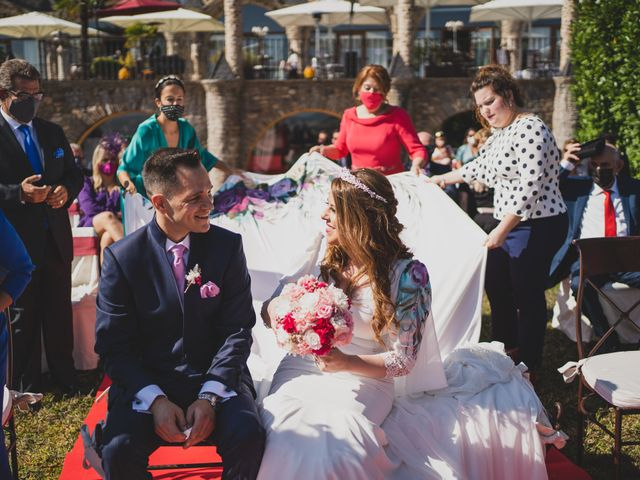La boda de Alberto y Rosa en Mangiron, Madrid 125