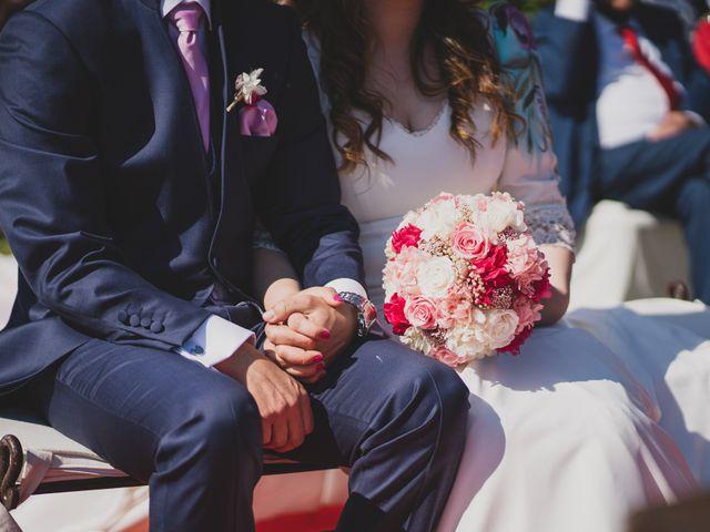 La boda de Alberto y Rosa en Mangiron, Madrid 127