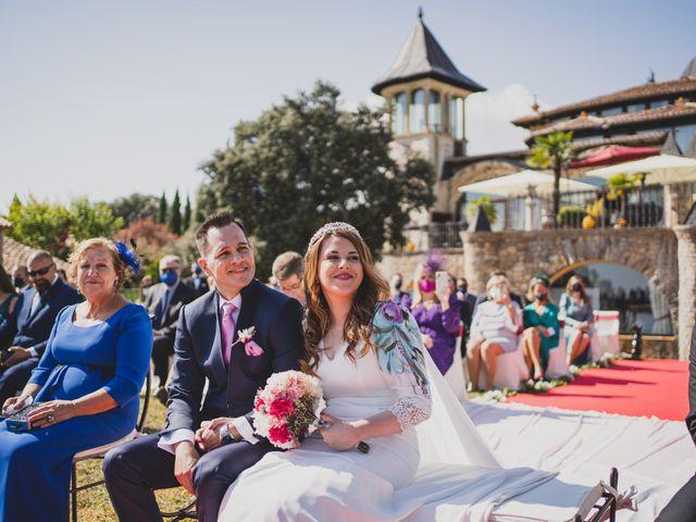 La boda de Alberto y Rosa en Mangiron, Madrid 128