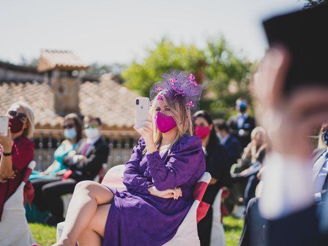La boda de Alberto y Rosa en Mangiron, Madrid 129