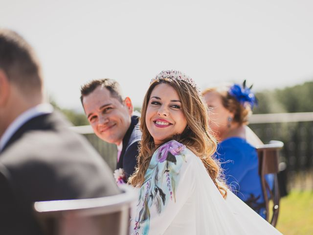 La boda de Alberto y Rosa en Mangiron, Madrid 130