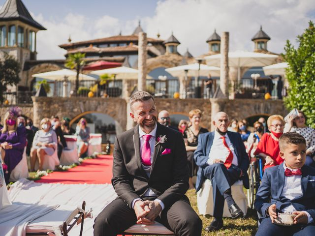 La boda de Alberto y Rosa en Mangiron, Madrid 133