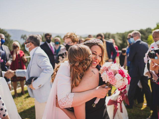 La boda de Alberto y Rosa en Mangiron, Madrid 136