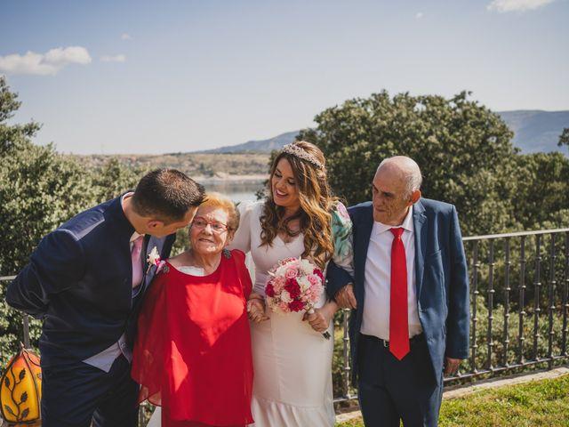 La boda de Alberto y Rosa en Mangiron, Madrid 138