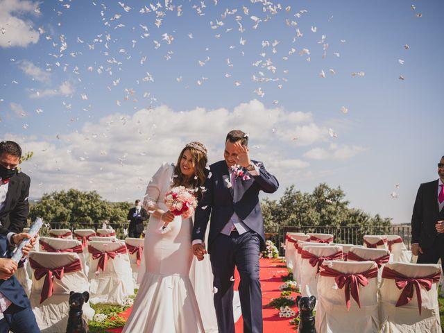 La boda de Alberto y Rosa en Mangiron, Madrid 140