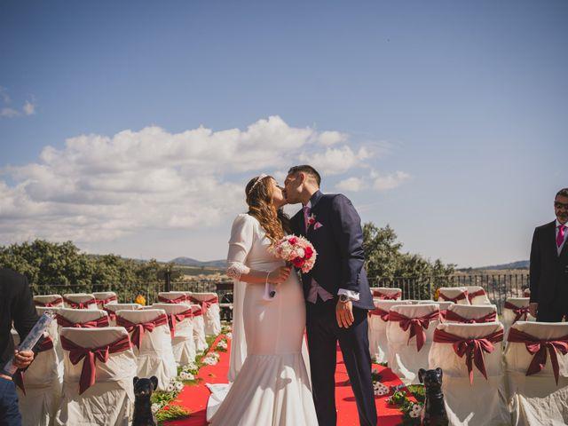 La boda de Alberto y Rosa en Mangiron, Madrid 141