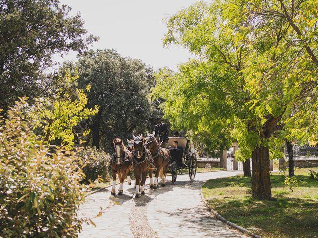 La boda de Alberto y Rosa en Mangiron, Madrid 145