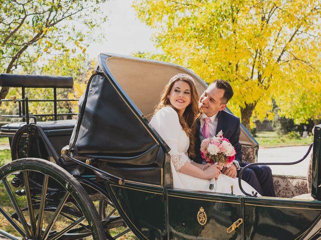 La boda de Alberto y Rosa en Mangiron, Madrid 146
