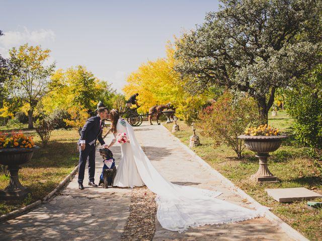 La boda de Alberto y Rosa en Mangiron, Madrid 147