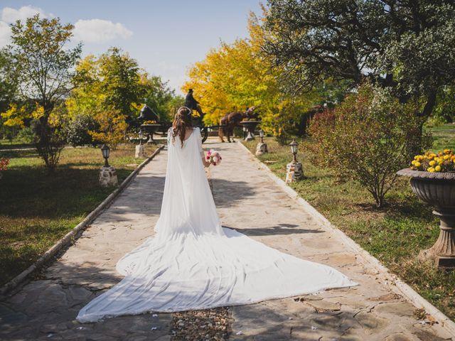 La boda de Alberto y Rosa en Mangiron, Madrid 152