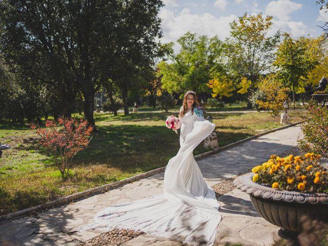 La boda de Alberto y Rosa en Mangiron, Madrid 153