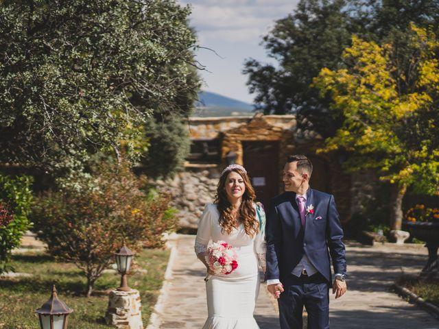 La boda de Alberto y Rosa en Mangiron, Madrid 154