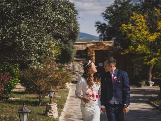 La boda de Alberto y Rosa en Mangiron, Madrid 155