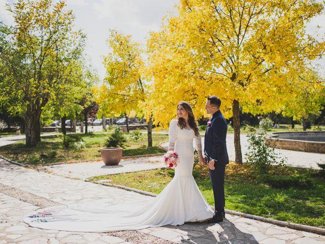 La boda de Alberto y Rosa en Mangiron, Madrid 156