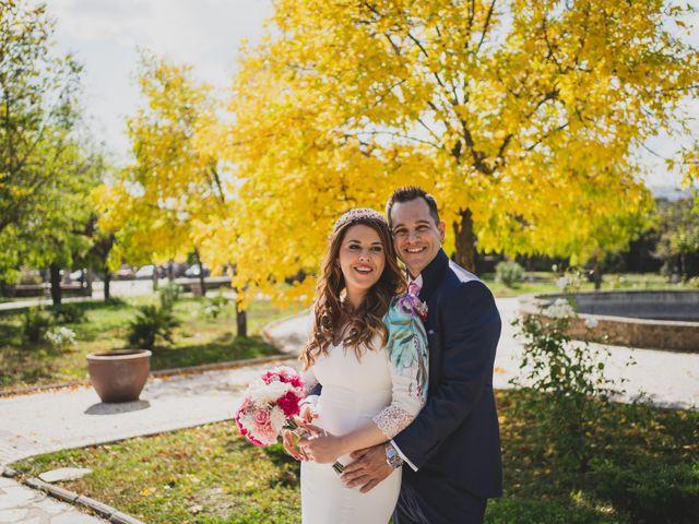 La boda de Alberto y Rosa en Mangiron, Madrid 159