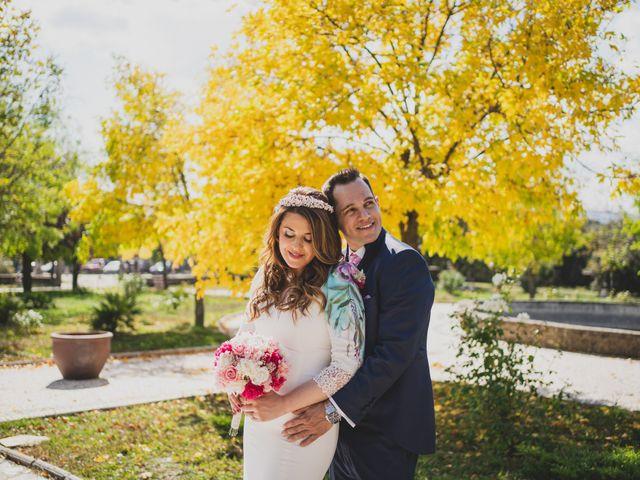 La boda de Alberto y Rosa en Mangiron, Madrid 160
