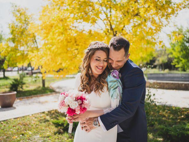 La boda de Alberto y Rosa en Mangiron, Madrid 161