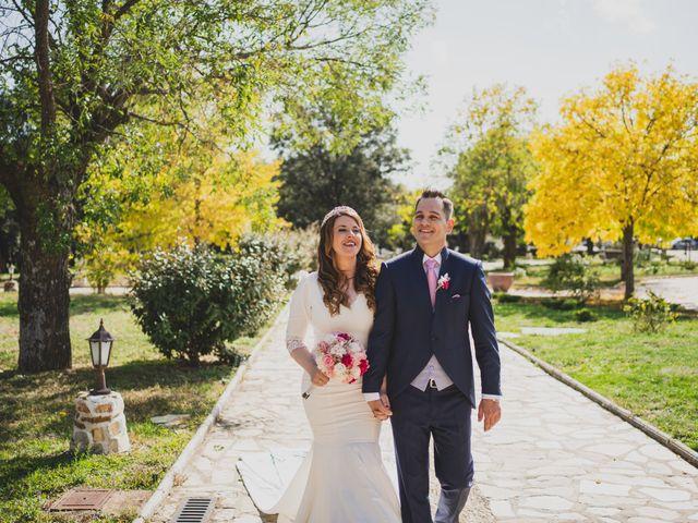 La boda de Alberto y Rosa en Mangiron, Madrid 162