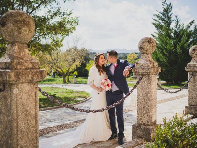 La boda de Alberto y Rosa en Mangiron, Madrid 164