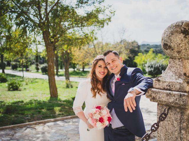 La boda de Alberto y Rosa en Mangiron, Madrid 166