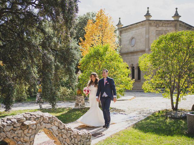 La boda de Alberto y Rosa en Mangiron, Madrid 169