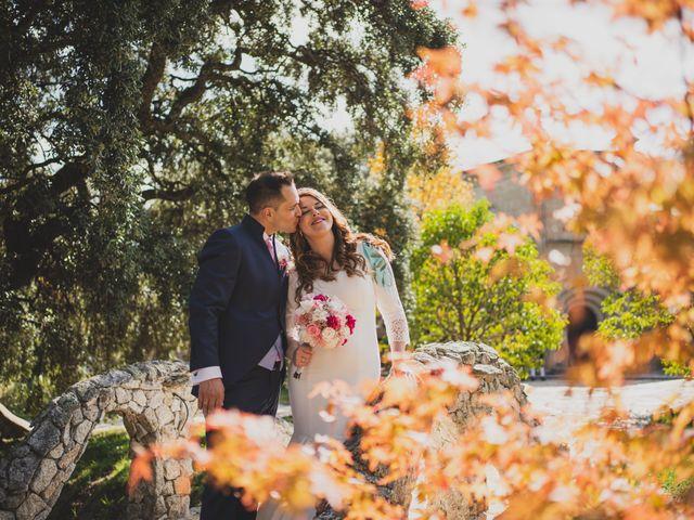 La boda de Alberto y Rosa en Mangiron, Madrid 170