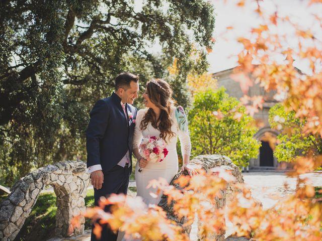 La boda de Alberto y Rosa en Mangiron, Madrid 171