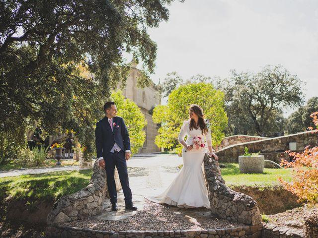 La boda de Alberto y Rosa en Mangiron, Madrid 172