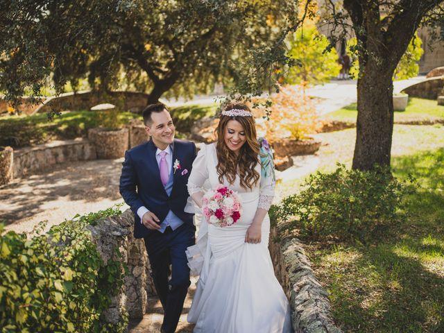 La boda de Alberto y Rosa en Mangiron, Madrid 173