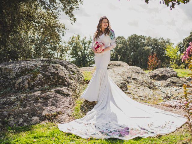La boda de Alberto y Rosa en Mangiron, Madrid 176