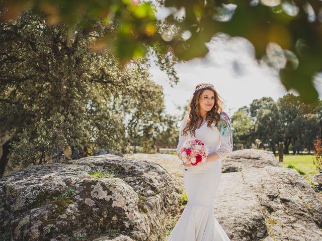 La boda de Alberto y Rosa en Mangiron, Madrid 178