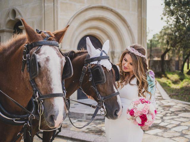 La boda de Alberto y Rosa en Mangiron, Madrid 180