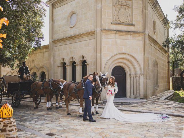 La boda de Alberto y Rosa en Mangiron, Madrid 181