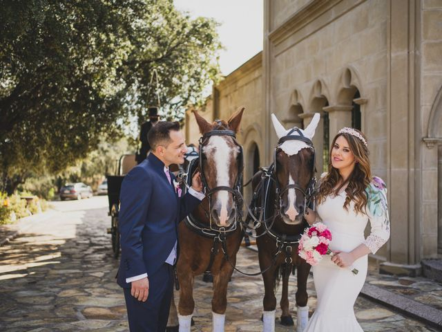 La boda de Alberto y Rosa en Mangiron, Madrid 182